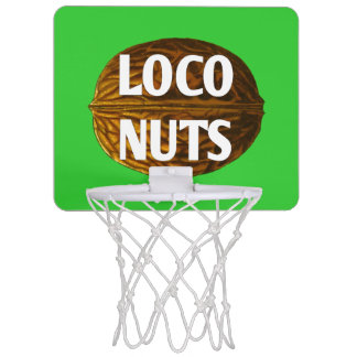 RichLoco LIVEloco-Nuts Minibasketball-Ziel Mini Basketball Ring