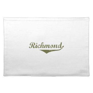 Richmond Tischset