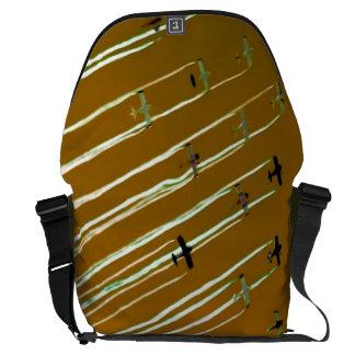 Rickshaw-Bote-Tasche Kurier Taschen