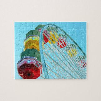 Riesenrad - Santa Monica Pier Puzzle