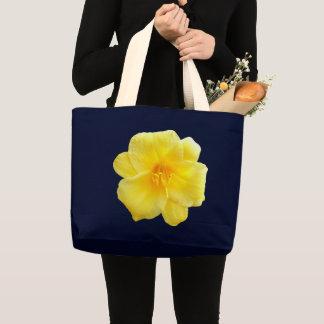 Riesige Tasche - gelbe Taglilie