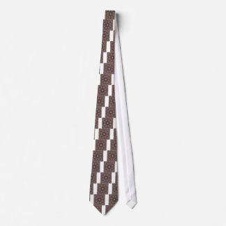 Riesiger Ironweed, Wildblume-Kaleidoskop Individuelle Krawatten
