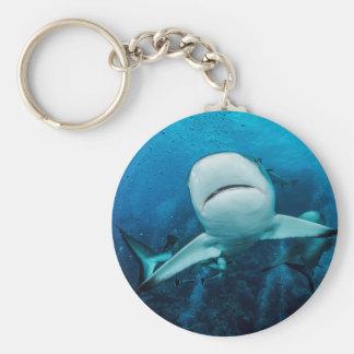 Riff-Haifisch Keychain Schlüsselanhänger