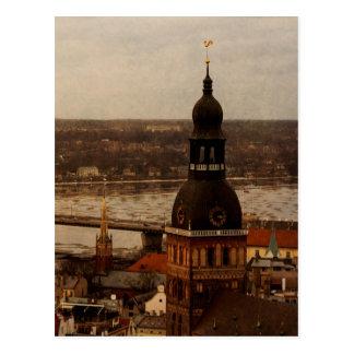 Riga Postkarte