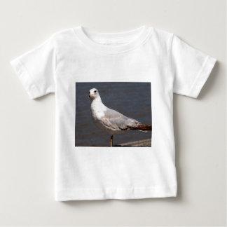 Ring berechnete Möve Baby T-shirt