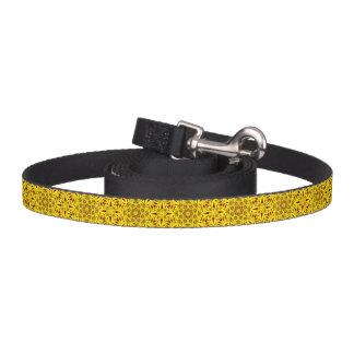 Ringelblumen-Kaleidoskop-Hundeleine Hundeleinen