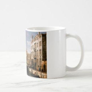 Rio dei Mendicanti und Scuola di San Marco Kaffeetasse