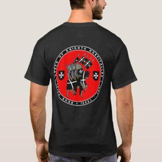 Ritter Hospitaller, der marschiert, um T-Shirt