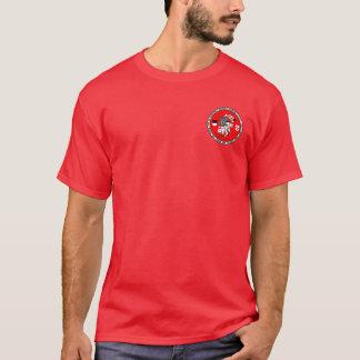 Ritter Templar auf Kreuzzug-Siegel-Shirt T-Shirt