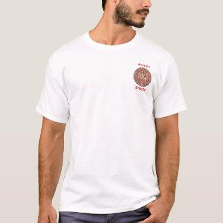 Ritter Templar Emblem-Shirt T-Shirt