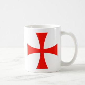 Ritter Templar Querrot Tasse