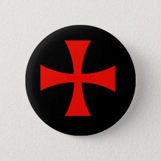 Ritter Templar Runder Button 5,7 Cm