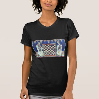 Ritter Templar Schach-Gangster T-Shirt