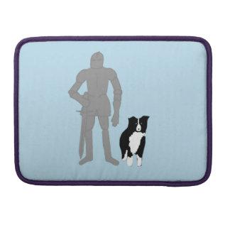"""Ritter und Hund 13"""" Macbook Prohülse Sleeves Für MacBook Pro"""