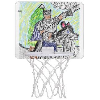 Ritter und Wolf 2 Mini Basketball Ring