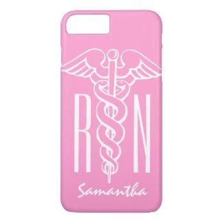 Rn-ausgebildete Krankenschwester iPhone 8 Plus/7 Plus Hülle