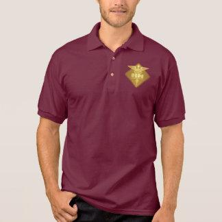 RN (Gold) (Diamant) Poloshirt