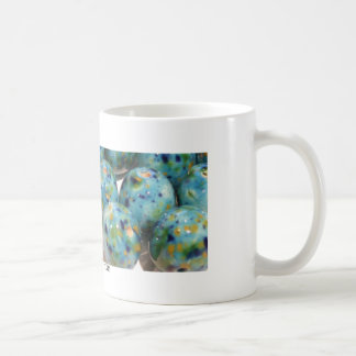Robin Eggs Perlen Kaffeetasse