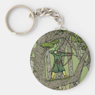 Robin Hood Schlüsselanhänger