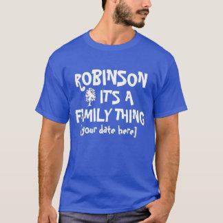 Robinson-Familie Wiedersehen T-Shirt