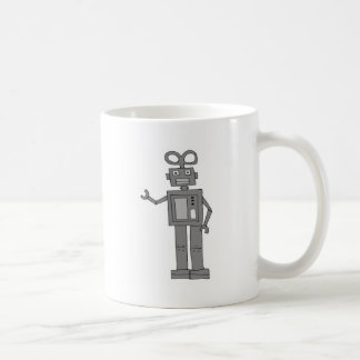 Roboter Tasse