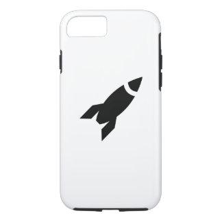 Rocket-Piktogramm iPhone 7 Fall iPhone 8/7 Hülle