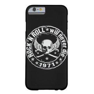 Rock'n'Roll wird die nie Barely There iPhone 6 Hülle