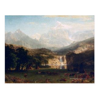 Rocky Mountains Postkarten
