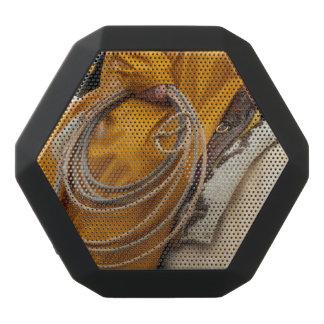 Rodeo schwarzer Boombot Rex Bluetooth Lautsprecher