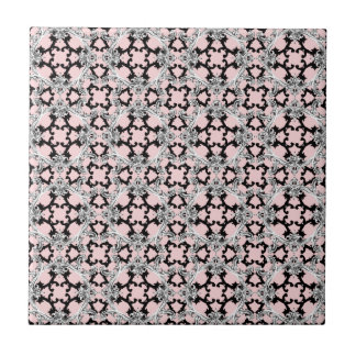 RokokosSwag ~ Dauphine-Rosa Keramikfliese