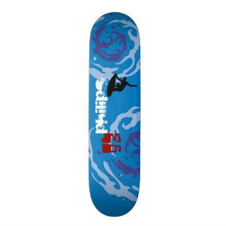 Roller Wellenreiten Concept 19,7 Cm Skateboard Deck