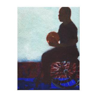 Rollstuhl-Basketball 2011 Gespannte Galerie Drucke