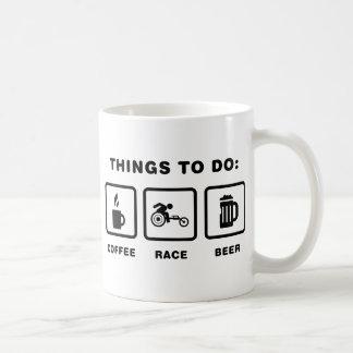Rollstuhl-Laufen Kaffeetasse