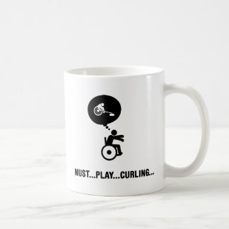 Rollstuhl-Winden Kaffeetasse