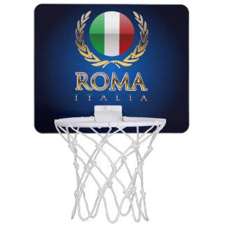 Rom, Italien Mini Basketball Ringe