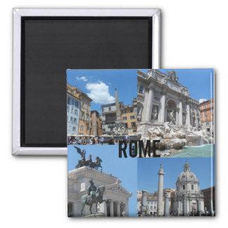 Rom, Italien Quadratischer Magnet