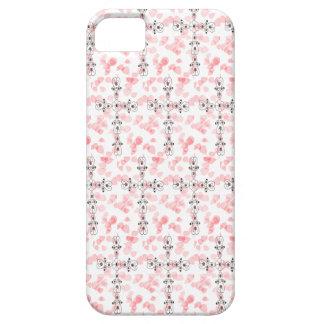 Romantic Cross Etui Fürs iPhone 5