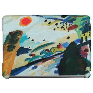 Romantische Landschaft durch Wassily Kandinsky