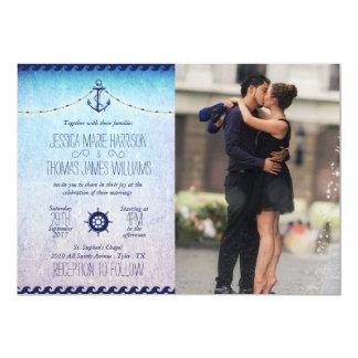 Romanze Kuss der Paare im Brunnen/nautic Karte