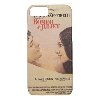 Romeo- und Juliettelefon-Kasten iPhone 8/7 Hülle