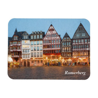 Romerberg in Frankfurt am Main Magnet