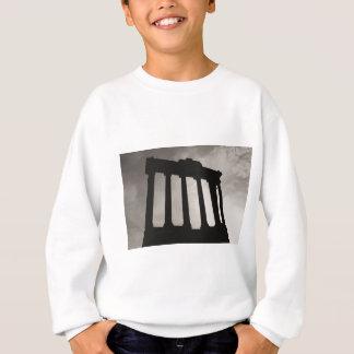 römische Säulen Sweatshirt