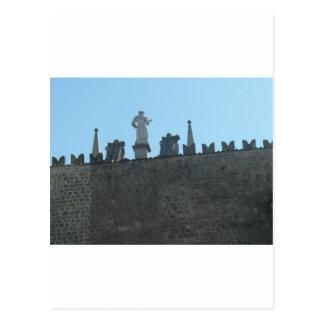 Römische Wand Postkarte