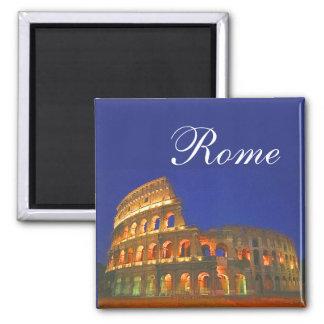 Römisches Kolosseum Quadratischer Magnet