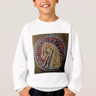 Römisches Pferd Sweatshirt