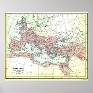 Römisches Reich Poster
