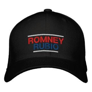 Romney Rubio gestickter Hut Baseballcap