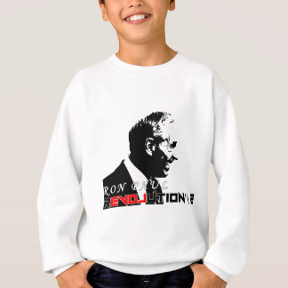 Ron Paul-Revolution '12.png Sweatshirt