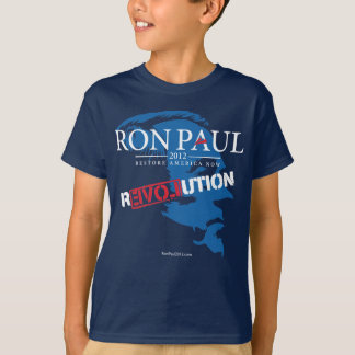 Ron Paul Revolutions-Shirt 2012 T-Shirt