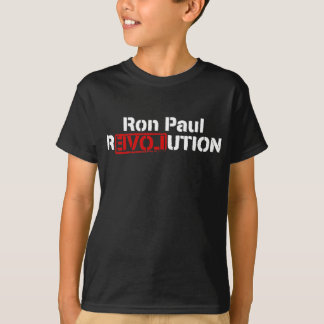 Ron Paul Revolutions-Shirt T-Shirt